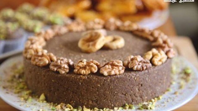 Sfouf marocain (SELLOU) d'orge / وصفات رمضانية : سفوف أو سلو صحي بالشعير