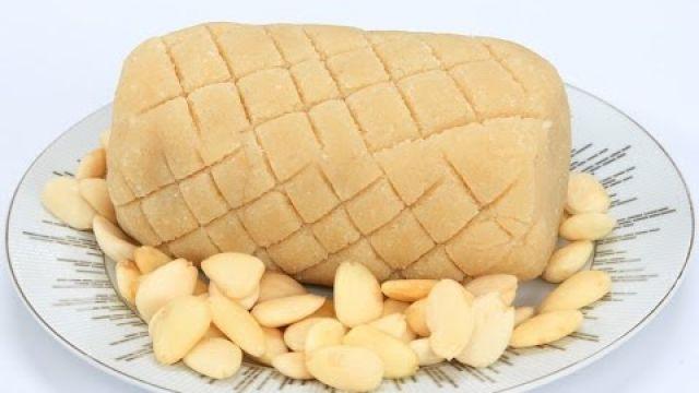 Choumicha : Pâte d'Amande pour les Gâteaux Marocains   شميشة : عجين اللوز لتحضير الحلويات المغربية